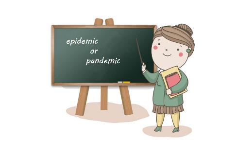 新冠肺炎:从Epidemic到Pandemic