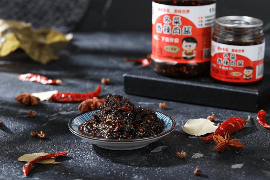 秋冬腌菜季:西府顺水冬菜肉酱帮您回顾历史美味
