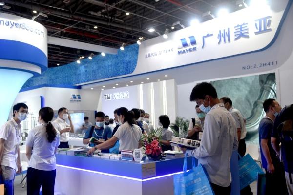 美亚亮相上海国际建筑水展,不锈钢水管引领安全用水新时代