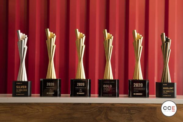 第20届IAI国际创享节顺利落幕,CCE斩获IAI六项大奖