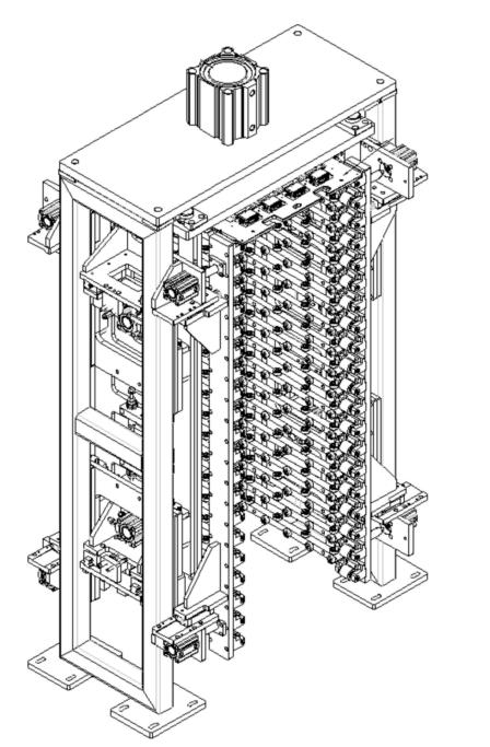 电气比例阀在锂电池压力化成机上的应用