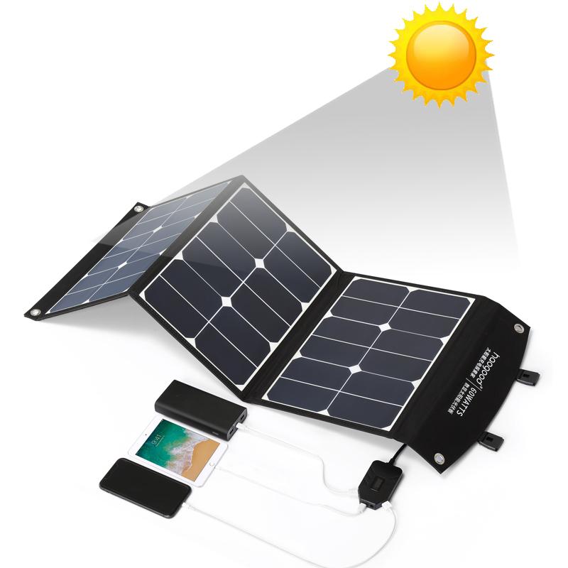 haogood太阳能充电器成自驾游标配!